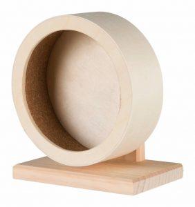 hamsterscaping houten looprad 21 cm